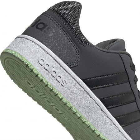 Dětská volnočasová obuv - adidas HOOPS 2.0 K - 8