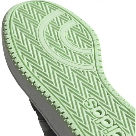 Dětská volnočasová obuv - adidas HOOPS 2.0 K - 9