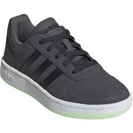 adidas HOOPS 2.0 K - Detská voľnočasová obuv