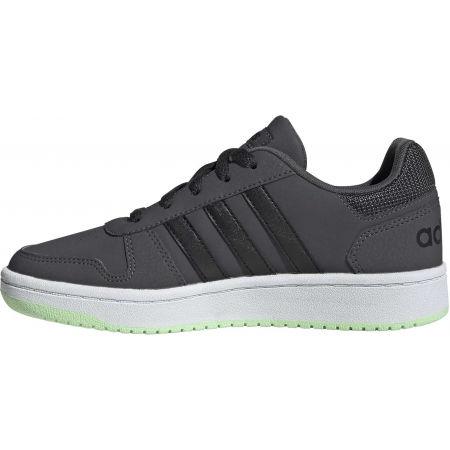 Dětská volnočasová obuv - adidas HOOPS 2.0 K - 3
