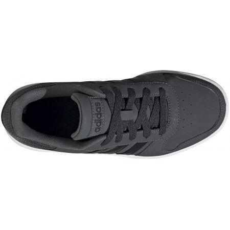 Dětská volnočasová obuv - adidas HOOPS 2.0 K - 4