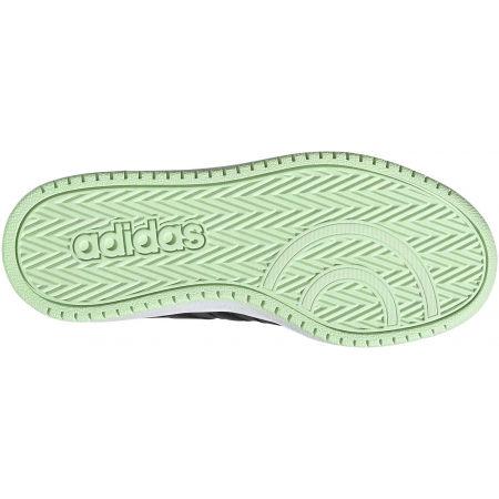 Dětská volnočasová obuv - adidas HOOPS 2.0 K - 5