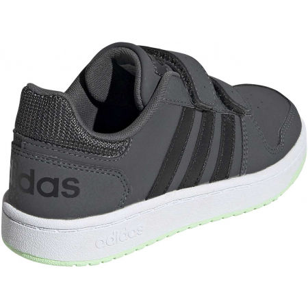 Dětská volnočasová obuv - adidas HOOPS 2.0 CMF C - 6