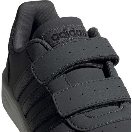 Dětská volnočasová obuv - adidas HOOPS 2.0 CMF C - 7