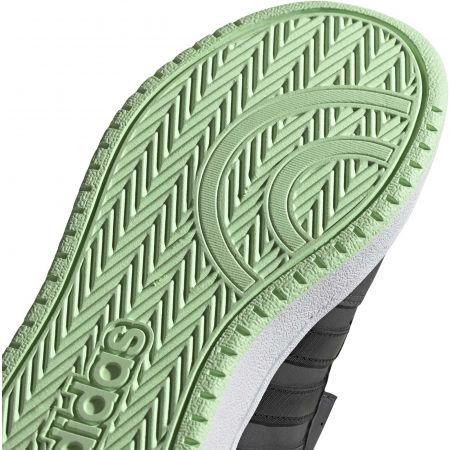 Dětská volnočasová obuv - adidas HOOPS 2.0 CMF C - 9