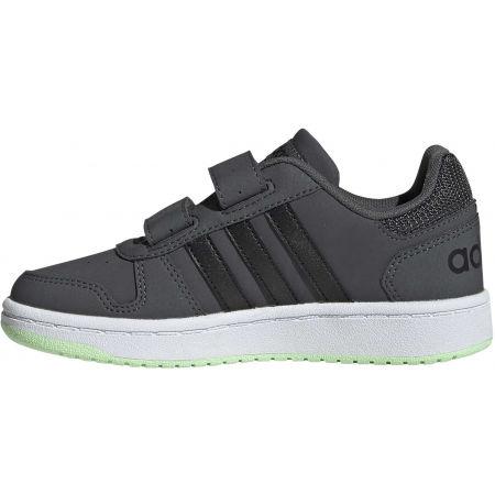 Dětská volnočasová obuv - adidas HOOPS 2.0 CMF C - 3