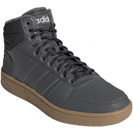 adidas HOOPS 2.0 MID - Men's leisure footwear