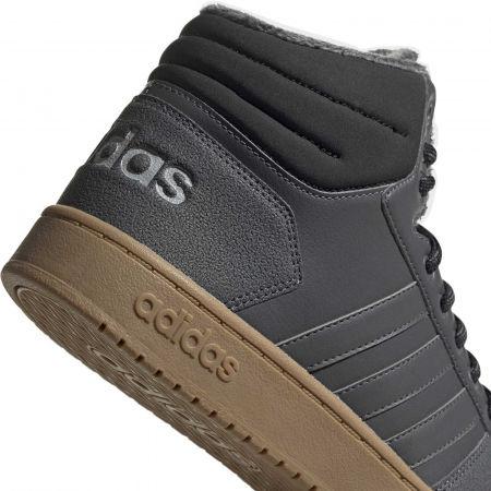 Pánská volnočasová obuv - adidas HOOPS 2.0 MID - 10