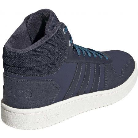Dámská volnočasová obuv - adidas HOOPS 2.0 MID - 6