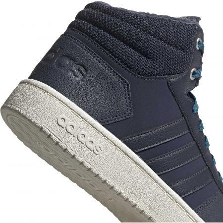 Dámská volnočasová obuv - adidas HOOPS 2.0 MID - 9