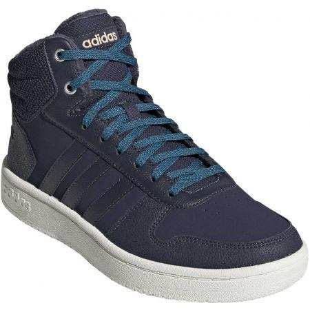 adidas HOOPS 2.0 MID - Дамски обувки за свободното време