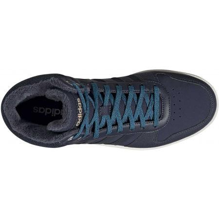 Dámská volnočasová obuv - adidas HOOPS 2.0 MID - 4