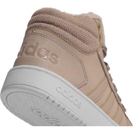 Dámská volnočasová obuv - adidas HOOPS 2.0 MID - 11
