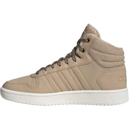 Dámská volnočasová obuv - adidas HOOPS 2.0 MID - 3