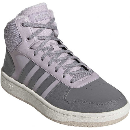adidas HOOPS 2.0 MID - Women's leisure shoes