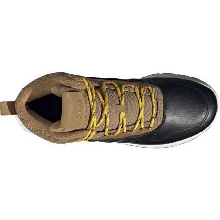 Men's leisure shoes - adidas FUSION STORM WTR - 4