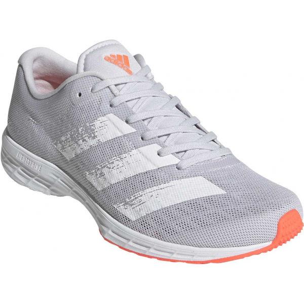 adidas ADIZERO RC 2 W bílá 4 - Dámská běžecká obuv
