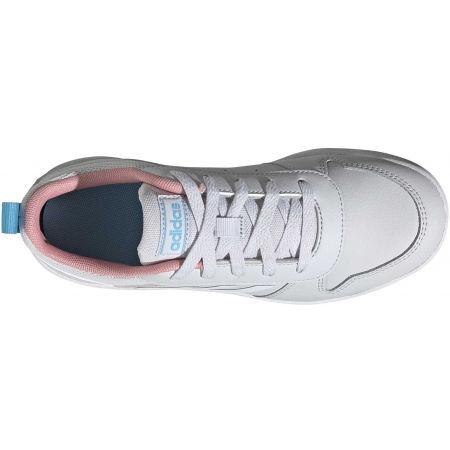 Obuwie miejskie dziecięce - adidas TENSAUR K - 4