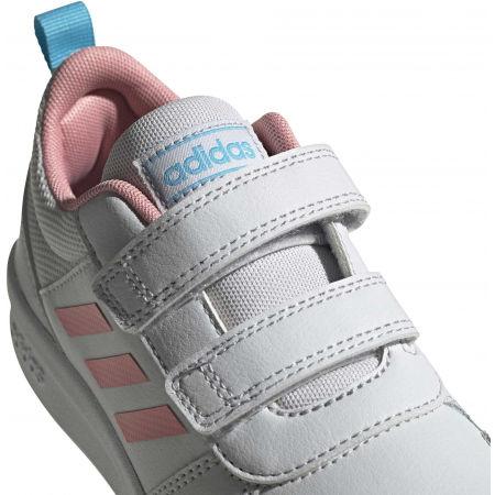 Detská voľnočasová obuv - adidas TENSAUR C - 8