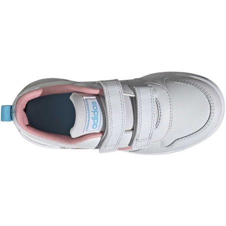 Detská voľnočasová obuv - adidas TENSAUR C - 4