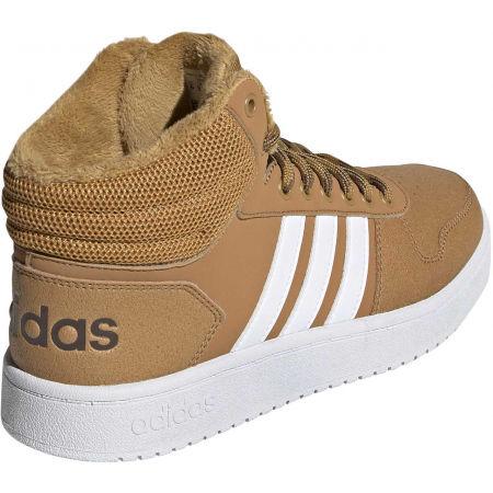 Pánská volnočasová obuv - adidas HOOPS 2.0 MID - 6