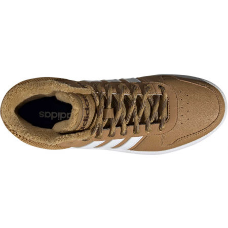 Pánská volnočasová obuv - adidas HOOPS 2.0 MID - 4