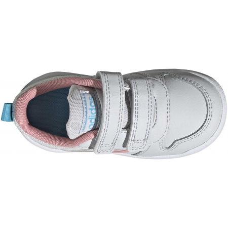 Detská voľnočasová obuv - adidas TENSAUR I - 4