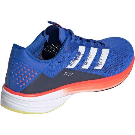 Pánska bežecká obuv - adidas SL20 Summer Ready - 6