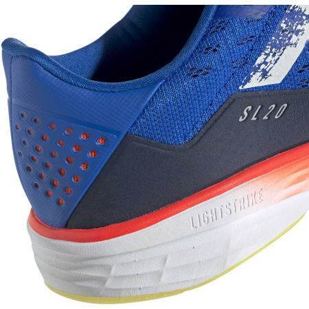 Pánska bežecká obuv - adidas SL20 Summer Ready - 9