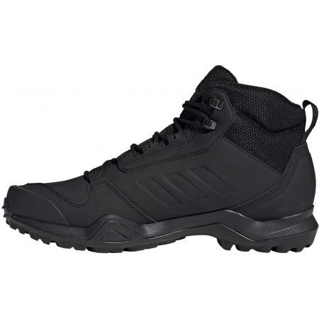 Pánska turistická obuv - adidas TERREX AX3 BETA MID CW - 3