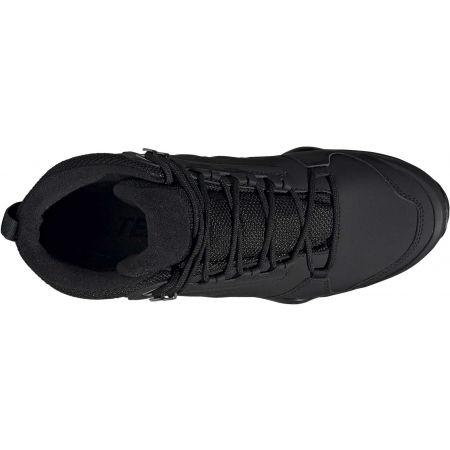 Pánska turistická obuv - adidas TERREX AX3 BETA MID CW - 4