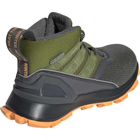 Kids' leisure footwear - adidas RAPIDARUN ATR BTW K - 6