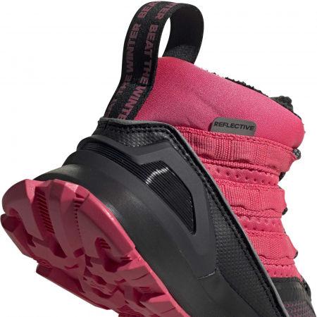Kids' leisure footwear - adidas RAPIDARUN ATR BTW K - 8