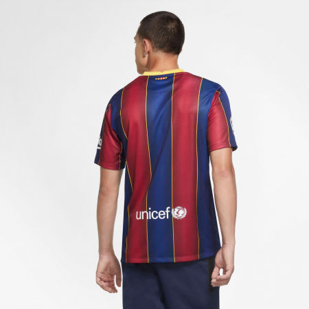Men's football T-shirt - Nike FCB M NK BRT STAD JSY SS HM - 4