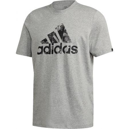 adidas M PHT LG T - Herrenshirt