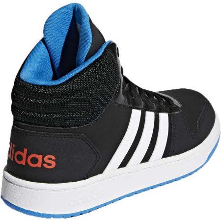 Detská voľnočasová obuv - adidas VS HOOPS MID 2.0 K - 6