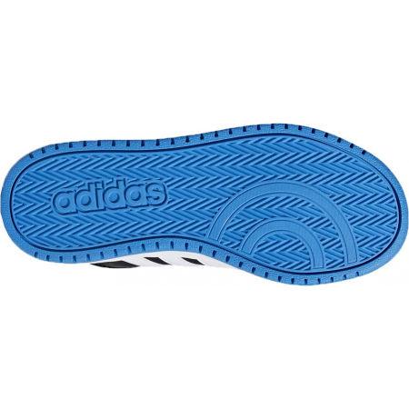 Detská voľnočasová obuv - adidas VS HOOPS MID 2.0 K - 5