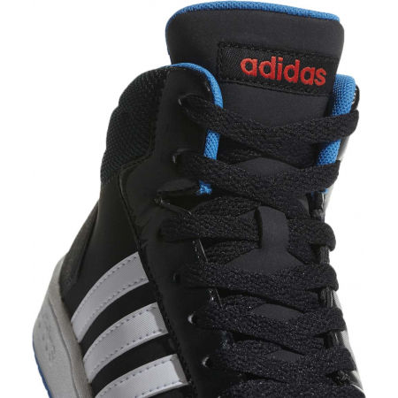 Detská voľnočasová obuv - adidas VS HOOPS MID 2.0 K - 8