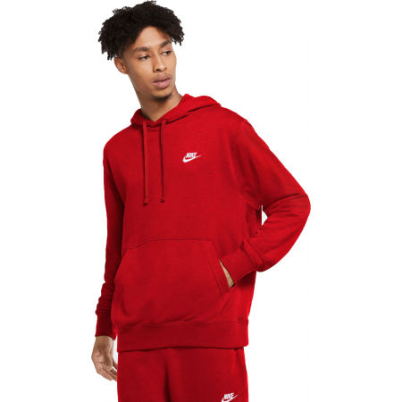 Nike NSW CLUB HOODIE PO FT - Men's sweatshirt