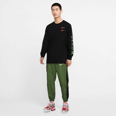 Pánske tričko - Nike NSW LS TEE SWOOSH PK M - 5
