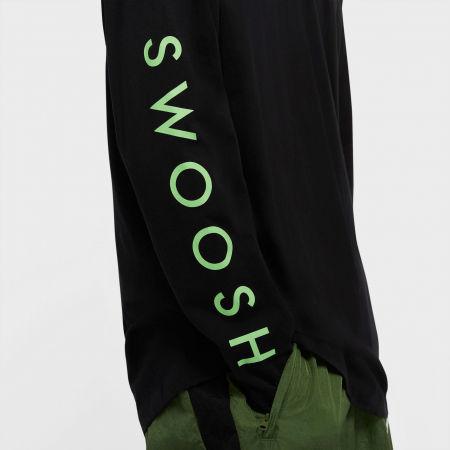 Pánske tričko - Nike NSW LS TEE SWOOSH PK M - 4