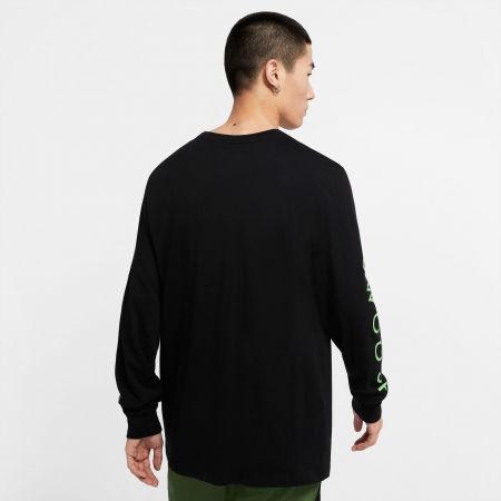 Pánske tričko - Nike NSW LS TEE SWOOSH PK M - 2