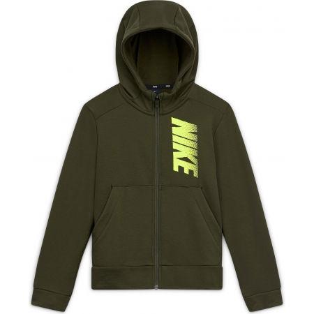 Nike B NK DRY FLC FZ GFX - Bluza chłopięca
