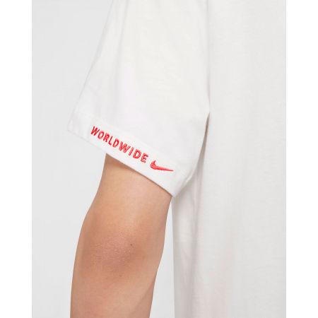 Pánské tričko - Nike NSW SS TEE SWOOSH WORLDWIDE M - 5