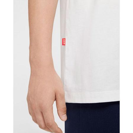 Pánské tričko - Nike NSW SS TEE SWOOSH WORLDWIDE M - 4