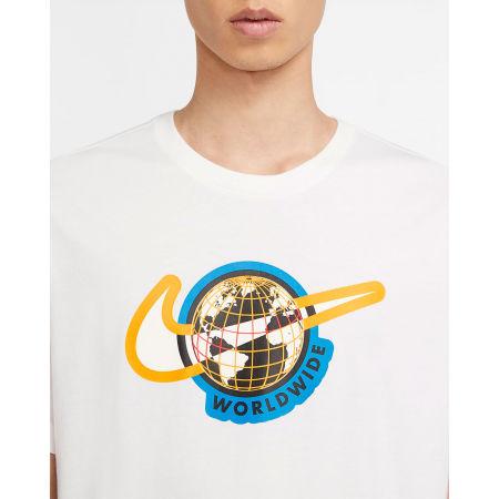 Pánské tričko - Nike NSW SS TEE SWOOSH WORLDWIDE M - 3