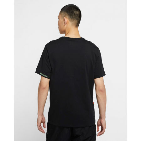 Koszulka męska - Nike NSW SS TEE SWOOSH WORLDWIDE M - 2