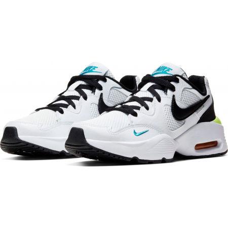 Obuwie miejskie dziecięce - Nike AIR MAX FUSION GS - 3