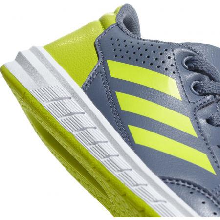 Dětská volnočasová obuv - adidas ALTASPORT K - 8