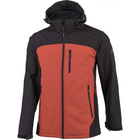 Men's softshell jacket - Willard SIXTUS - 2
